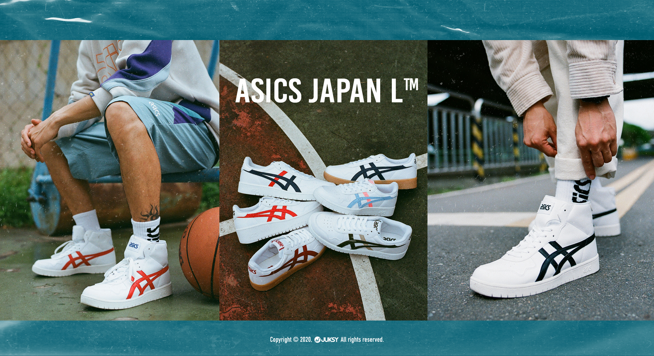一雙鞋讓你化身「永不放棄」的三井壽!ASICS 復刻款高筒籃球鞋攻佔球場,零秒出手致勝街頭穿搭!