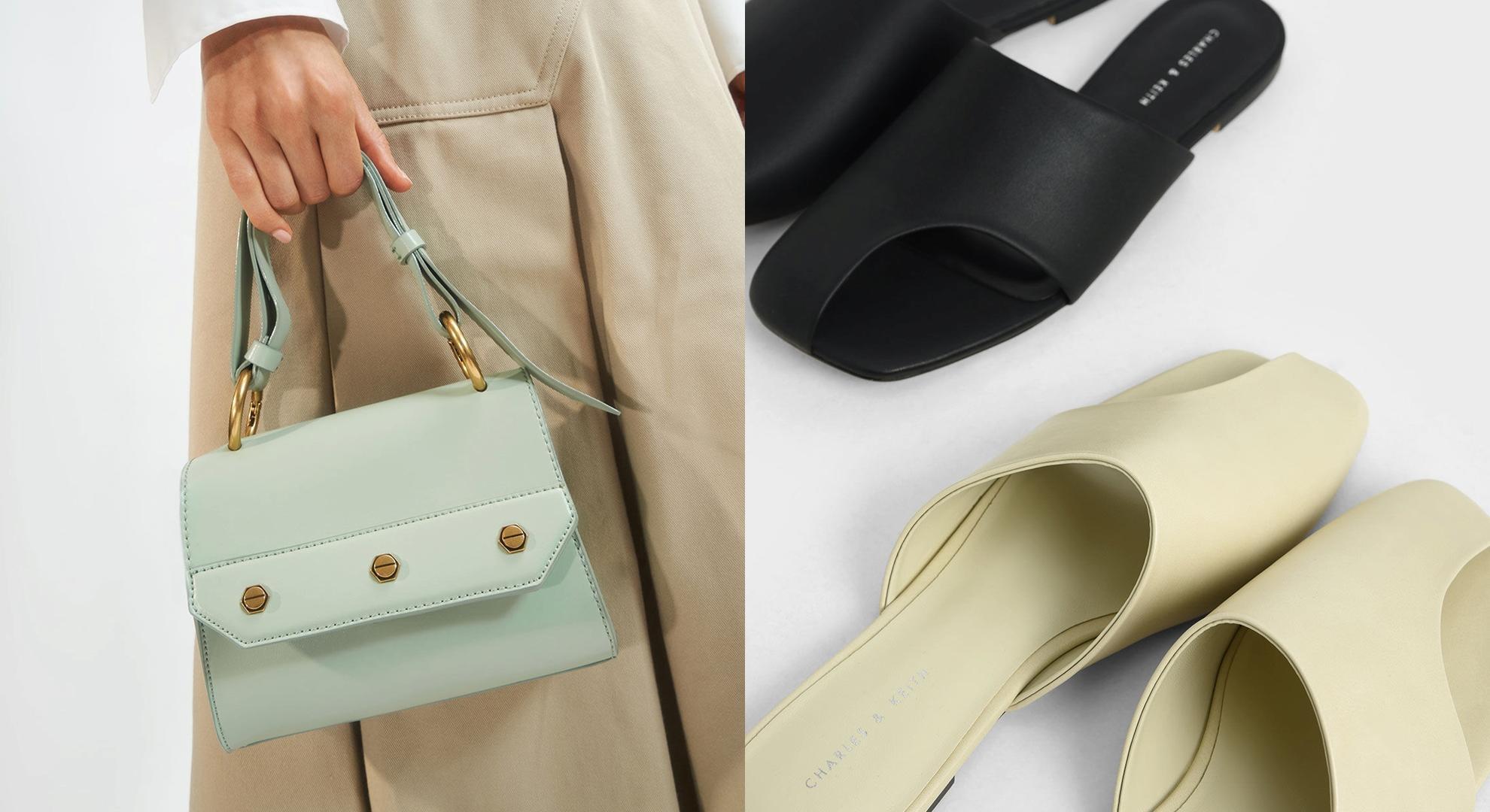 這次真的忍不了!「CHARLES & KEITH」2021 春夏鞋、包必敗款總整理,準備好爆買一波了嗎?